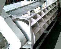 クロスフロー型水車 写真1