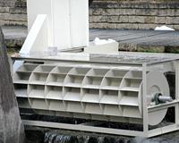 クロスフロー型水車 写真3