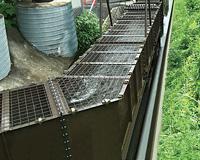 鉄製導水路